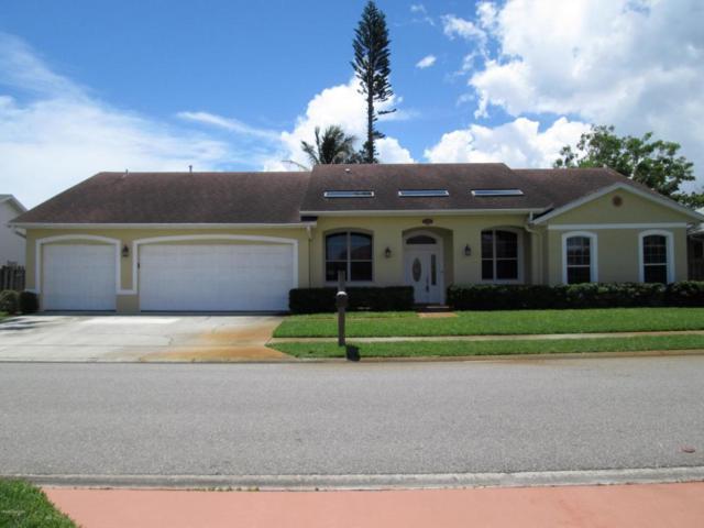 439 Lighthouse Landing Street, Satellite Beach, FL 32937 (MLS #814088) :: Pamela Myers Realty