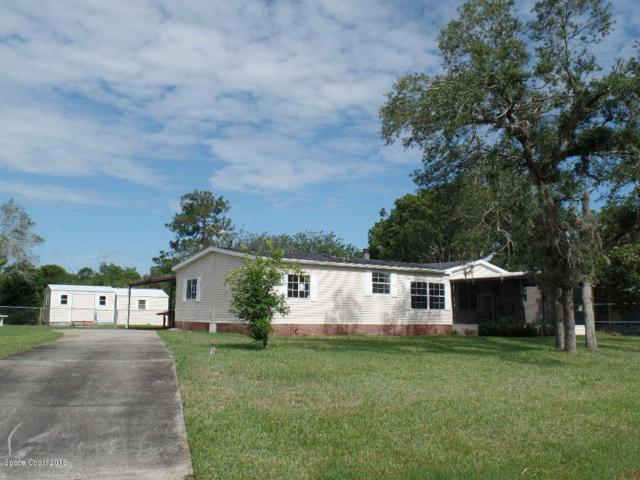 3410 Oliver Court, Mims, FL 32754 (MLS #814105) :: Pamela Myers Realty