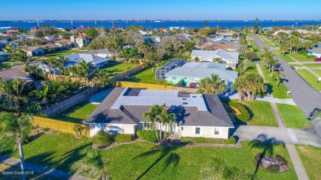 2240 Sea Horse Drive, Melbourne Beach, FL 32951 (MLS #814106) :: Premium Properties Real Estate Services