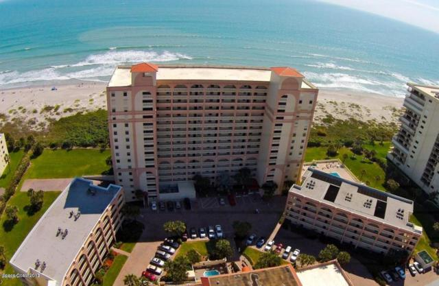 850 N Atlantic Avenue #502, Cocoa Beach, FL 32931 (MLS #814110) :: Premium Properties Real Estate Services