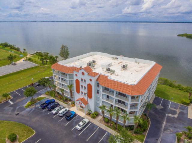 8954 Puerto Del Rio Drive #204, Cape Canaveral, FL 32920 (MLS #814142) :: Premium Properties Real Estate Services