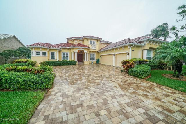 767 Hawksbill Island Drive, Satellite Beach, FL 32937 (MLS #814151) :: Pamela Myers Realty