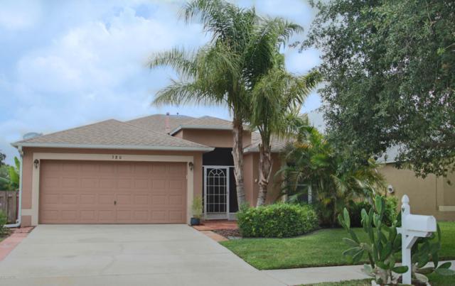 380 Wickham Lakes Drive, Melbourne, FL 32940 (MLS #814205) :: Pamela Myers Realty