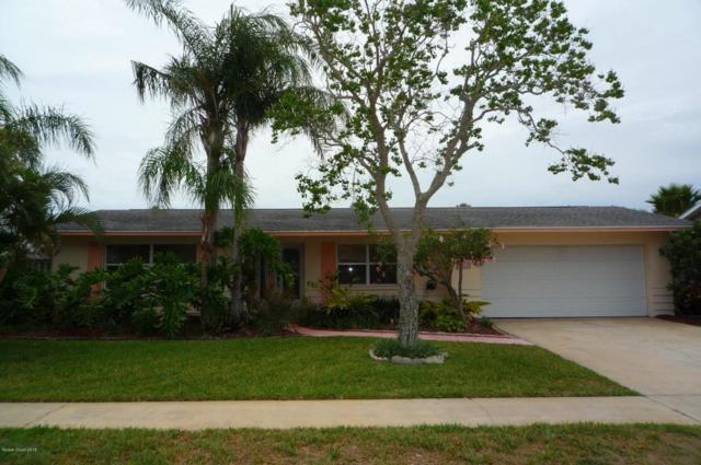 424 Aruba Court, Satellite Beach, FL 32937 (MLS #814257) :: Pamela Myers Realty