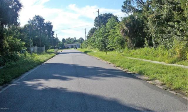 0 Robeson Road, Cocoa, FL 32926 (MLS #814264) :: Premium Properties Real Estate Services