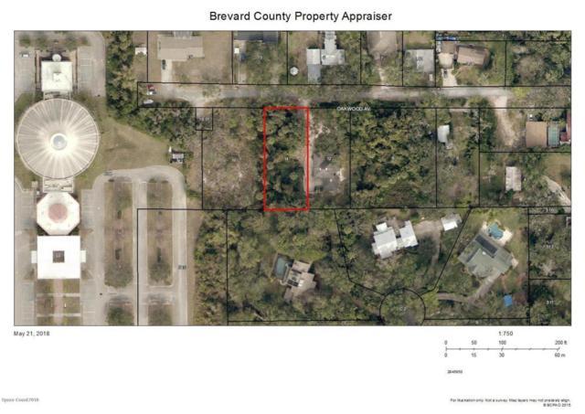 29 Oakwood Avenue, Rockledge, FL 32955 (MLS #814265) :: Premium Properties Real Estate Services