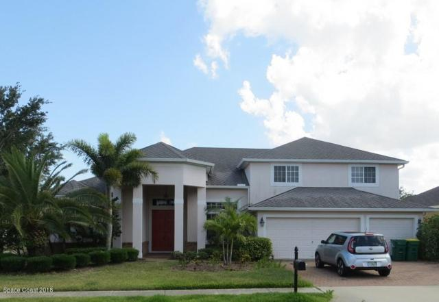 4667 Merlot Drive, Rockledge, FL 32955 (MLS #814284) :: Pamela Myers Realty