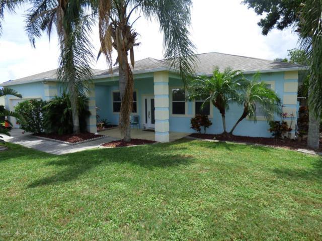 3022 Nina Court, Merritt Island, FL 32953 (MLS #814301) :: Pamela Myers Realty
