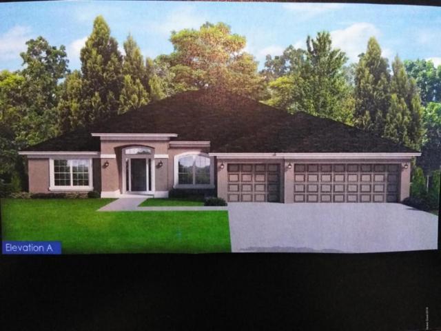 4552 Ben Hogan Way, Titusville, FL 32796 (MLS #814309) :: Pamela Myers Realty