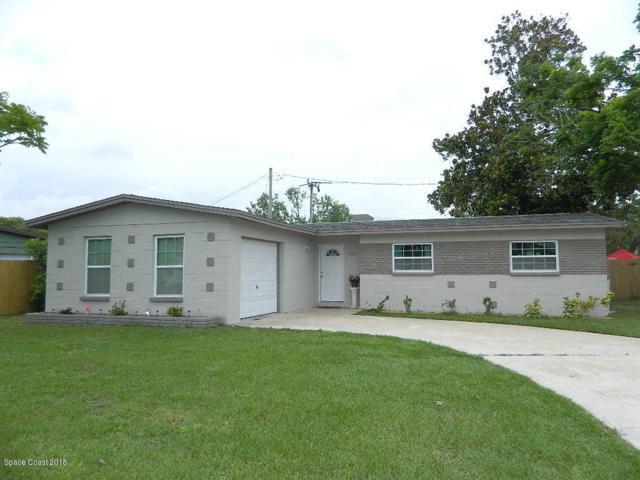 1032 Coronado Drive, Rockledge, FL 32955 (MLS #814315) :: Premium Properties Real Estate Services