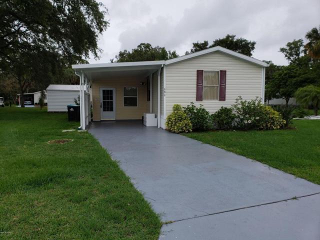 686 Sunrise Court NE, Palm Bay, FL 32907 (MLS #814350) :: Pamela Myers Realty