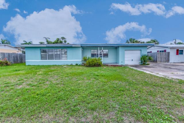 204 SE Third Street SE, Satellite Beach, FL 32937 (MLS #814351) :: Pamela Myers Realty