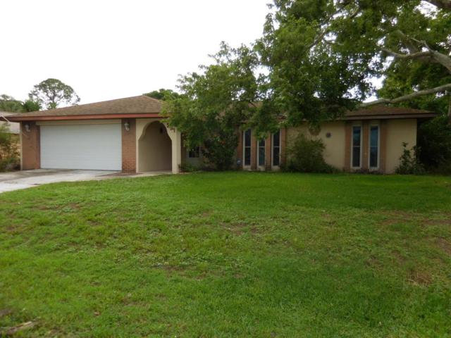 297 Cory Avenue NE, Palm Bay, FL 32907 (MLS #814383) :: Premium Properties Real Estate Services