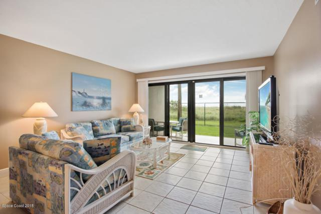 1050 N Atlantic Avenue #106, Cocoa Beach, FL 32931 (MLS #814402) :: Premium Properties Real Estate Services