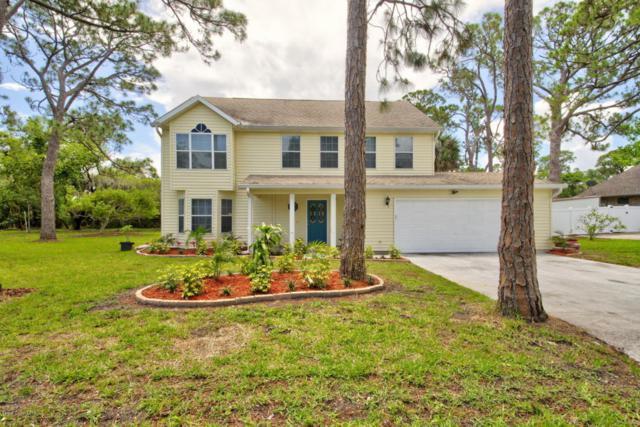 445 Sims Way, Merritt Island, FL 32952 (MLS #814464) :: Premium Properties Real Estate Services