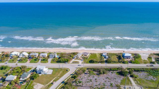 6915 S Highway A1a, Melbourne Beach, FL 32951 (MLS #814479) :: Premium Properties Real Estate Services