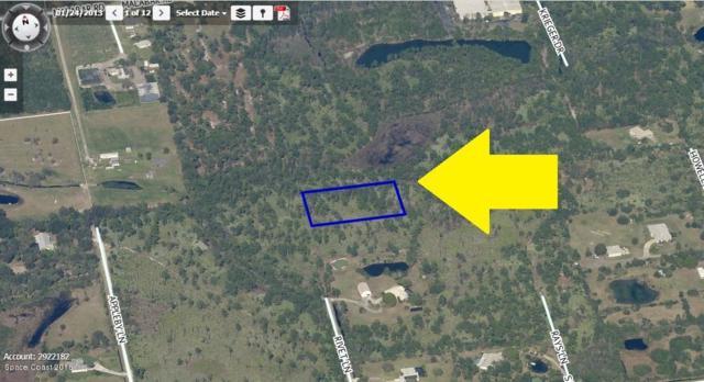 00000 Approx.400 Feet North Of Rivet Lane, Malabar, FL 32950 (MLS #814481) :: Premium Properties Real Estate Services