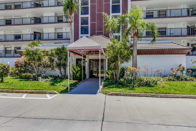 3613 S Banana River Boulevard D  203, Cocoa Beach, FL 32931 (MLS #814697) :: Premium Properties Real Estate Services