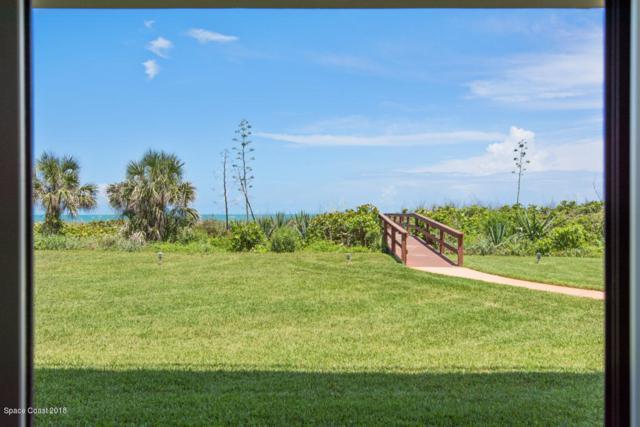 3060 N Atlantic Avenue #107, Cocoa Beach, FL 32931 (MLS #814699) :: Premium Properties Real Estate Services