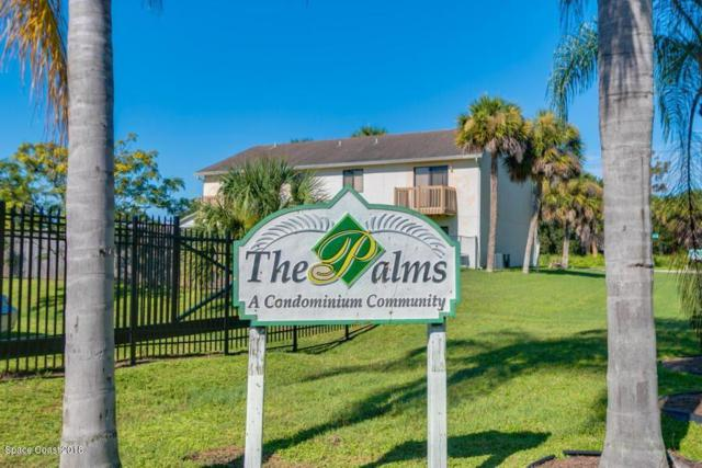 2130 Forest Knoll Drive NE #211, Palm Bay, FL 32905 (MLS #814713) :: Premium Properties Real Estate Services
