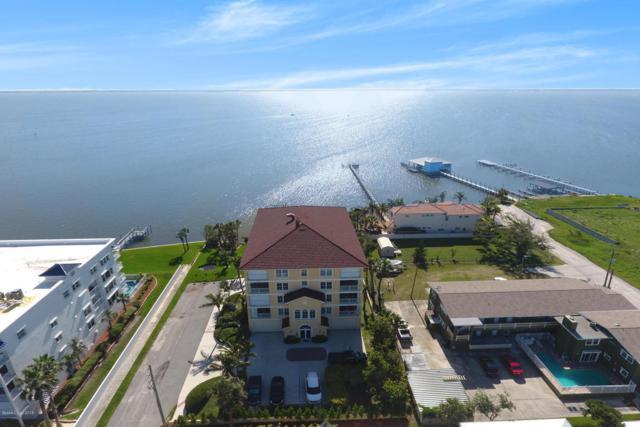 211 24th Street #401, Cocoa Beach, FL 32931 (MLS #814717) :: Premium Properties Real Estate Services