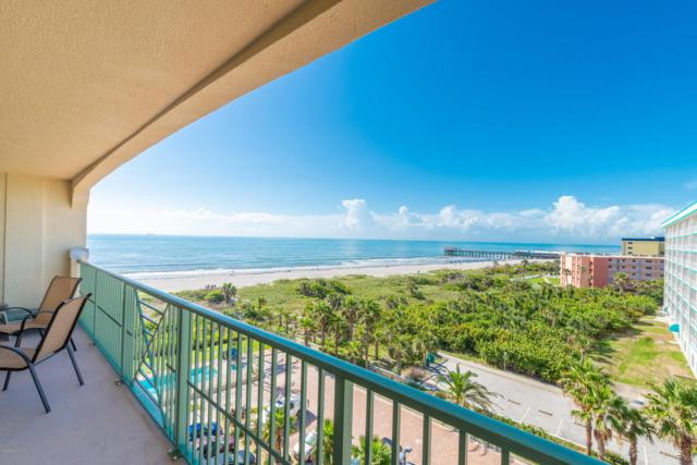 420 Harding Avenue #702, Cocoa Beach, FL 32931 (MLS #814780) :: Better Homes and Gardens Real Estate Star