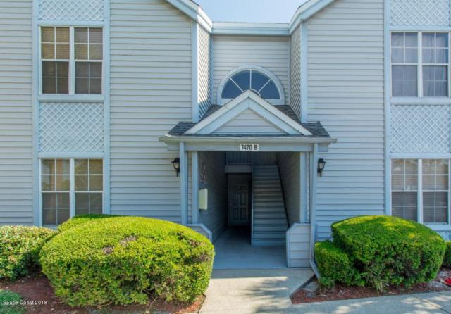 7470 N Highway 1 #203, Cocoa, FL 32927 (MLS #815032) :: Better Homes and Gardens Real Estate Star