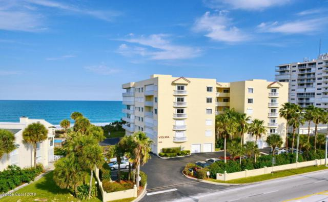 925 N Highway A1a #206, Indialantic, FL 32903 (MLS #815255) :: Better Homes and Gardens Real Estate Star