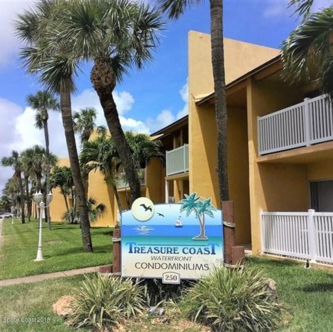 250 N Banana River Drive H2, Merritt Island, FL 32952 (MLS #815277) :: Premium Properties Real Estate Services