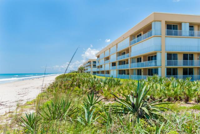 1831 Highway A1a #3304, Indian Harbour Beach, FL 32937 (MLS #815319) :: Pamela Myers Realty