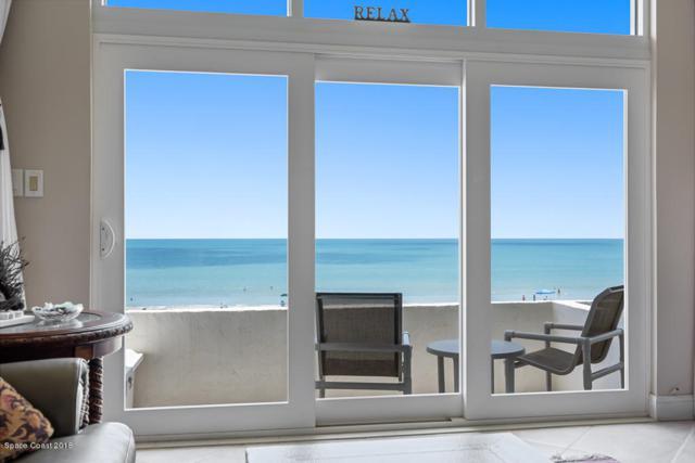 5050 Ocean Beach Boulevard #505, Cocoa Beach, FL 32931 (MLS #815492) :: Premium Properties Real Estate Services