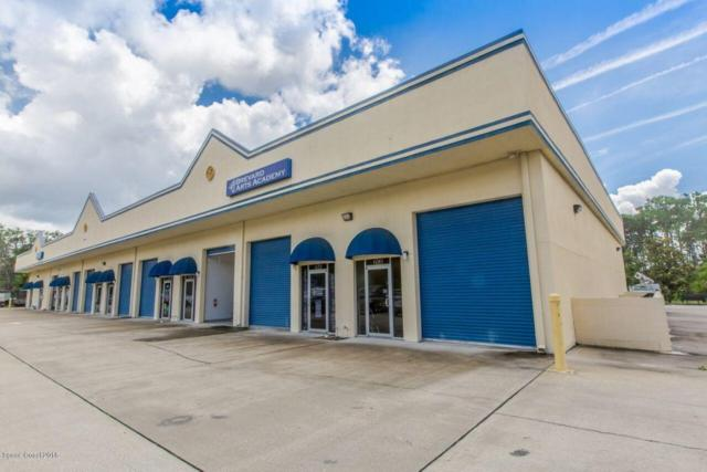 3860 Curtis Boulevard #624, Cocoa, FL 32927 (MLS #815605) :: Blue Marlin Real Estate
