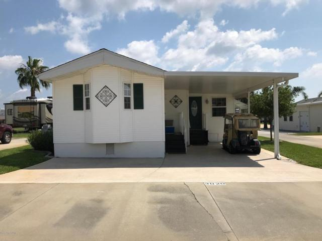 3020 Frontier Drive, Titusville, FL 32796 (MLS #815659) :: Better Homes and Gardens Real Estate Star