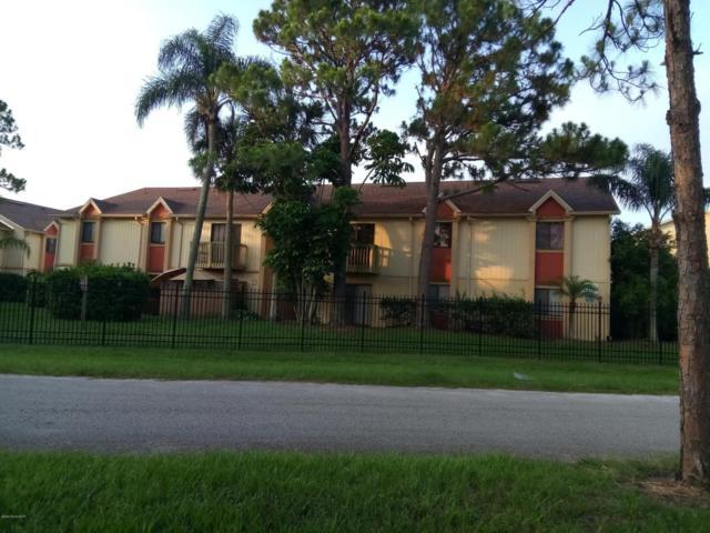 2130 Forest Knoll Drive NE #30110, Palm Bay, FL 32905 (MLS #815696) :: Pamela Myers Realty