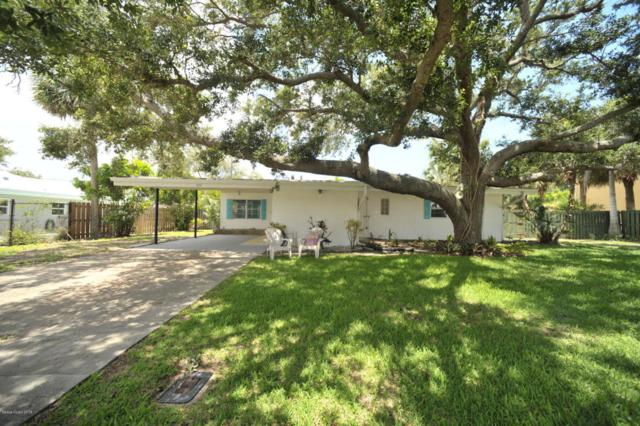 332 Eighth Avenue, Indialantic, FL 32903 (MLS #815931) :: Better Homes and Gardens Real Estate Star