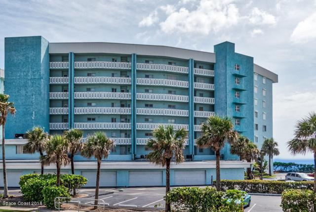 1175 Highway A1a #605, Satellite Beach, FL 32937 (MLS #816093) :: Premium Properties Real Estate Services