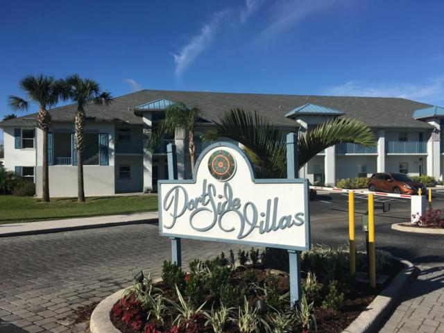 131 Portside Avenue #104, Cape Canaveral, FL 32920 (MLS #816160) :: Premium Properties Real Estate Services