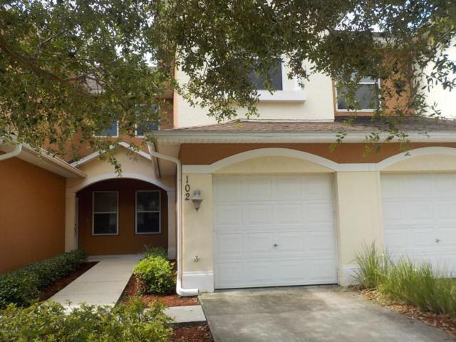 1035 Venetian Drive #102, Melbourne, FL 32904 (MLS #816260) :: Premium Properties Real Estate Services