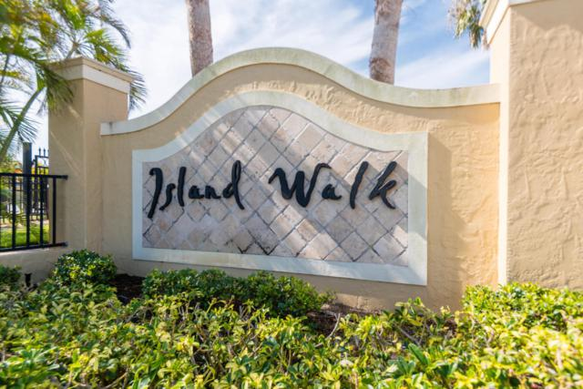 735 Lanai Circle #104, Indian Harbour Beach, FL 32937 (MLS #816268) :: Better Homes and Gardens Real Estate Star