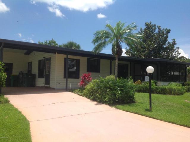 115 Aquarius #35, Cocoa, FL 32926 (MLS #816308) :: Premium Properties Real Estate Services