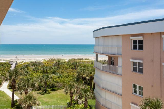609 Shorewood Drive #506, Cape Canaveral, FL 32920 (MLS #816599) :: Premium Properties Real Estate Services