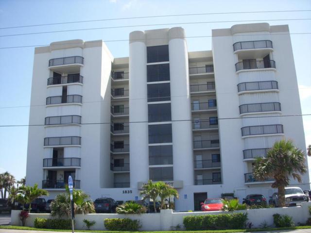 1835 S Atlantic Avenue #304, Cocoa Beach, FL 32931 (MLS #816753) :: Premium Properties Real Estate Services