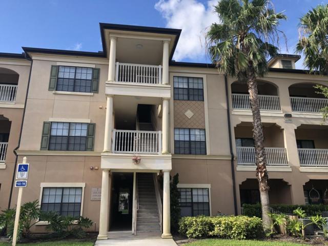 6450 Borasco Drive # 2707, Melbourne, FL 32940 (MLS #817153) :: Better Homes and Gardens Real Estate Star