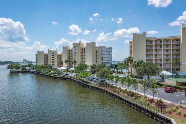 490 Sail Lane #504, Merritt Island, FL 32953 (MLS #817367) :: Better Homes and Gardens Real Estate Star