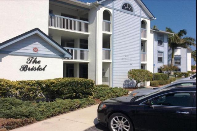 650 S Brevard Avenue #1424, Cocoa Beach, FL 32931 (MLS #817402) :: Better Homes and Gardens Real Estate Star