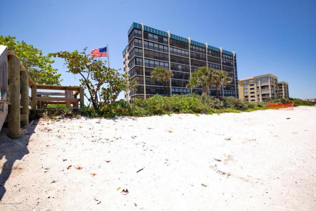 1125 Highway A1a #506, Satellite Beach, FL 32937 (MLS #817443) :: Premium Properties Real Estate Services