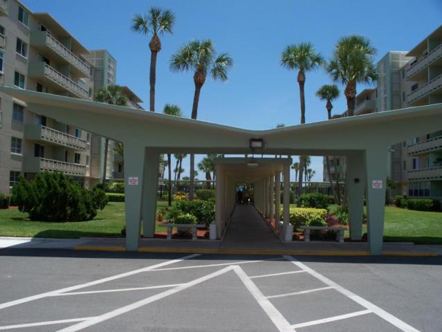 2020 N Atlantic Avenue 415S, Cocoa Beach, FL 32931 (MLS #817475) :: Premium Properties Real Estate Services