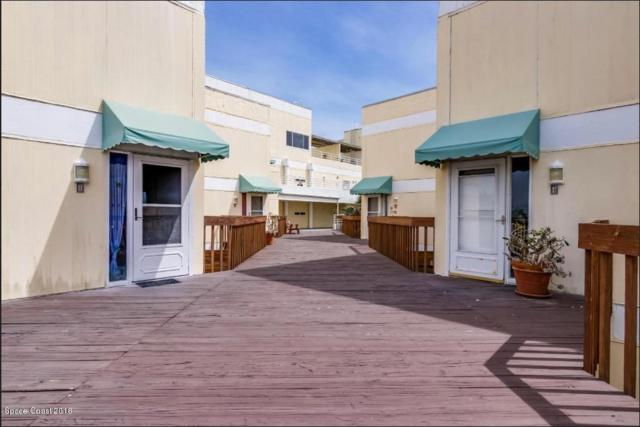 6355 S A1a Highway #3, Melbourne Beach, FL 32951 (MLS #817478) :: Better Homes and Gardens Real Estate Star