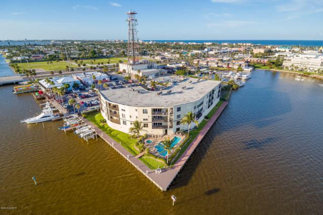 4125 W End Road #301, Cocoa Beach, FL 32931 (MLS #817582) :: Better Homes and Gardens Real Estate Star