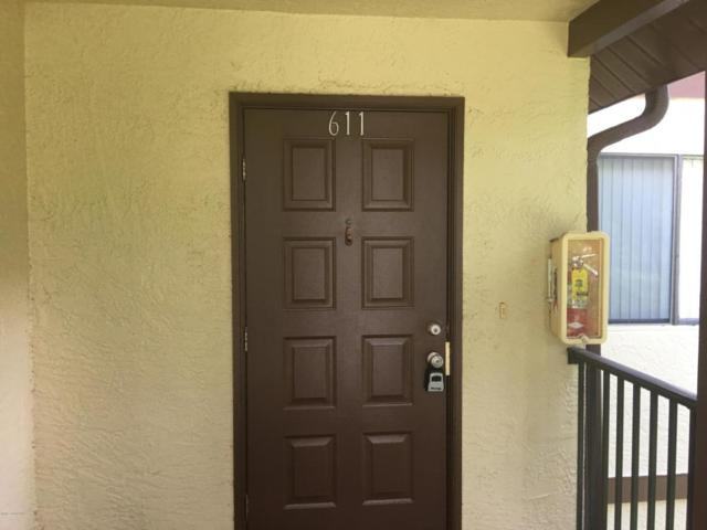 7817 Maplewood Drive #611, West Melbourne, FL 32904 (MLS #817753) :: Better Homes and Gardens Real Estate Star